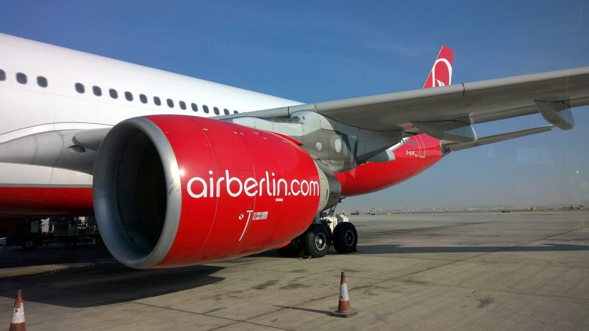 Review: airberlin Business Class Airbus A330-200