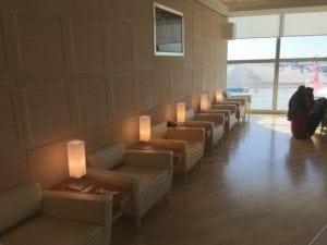 Alitalia Lounge Mailand Linate 5