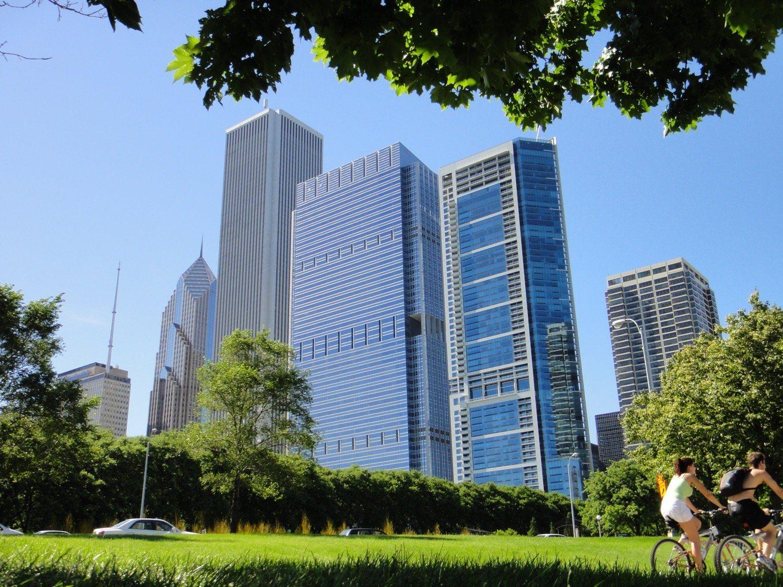 Chicago ist für seine eindrucksvolle Architektur bekannt