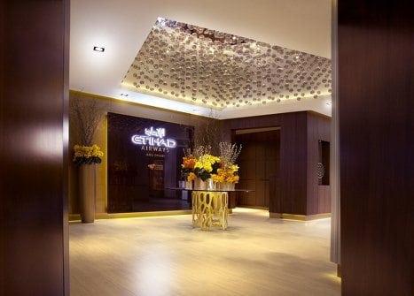 Etihad First Class Lounge Spa 10