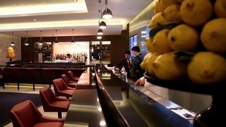 Etihad First Class Lounge Spa 13