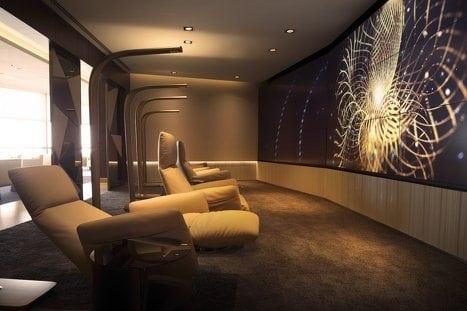 Etihad First Class Lounge Spa 18