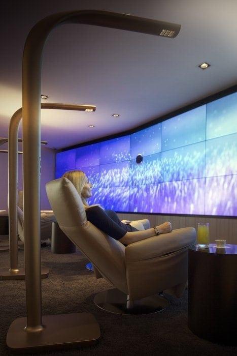 Etihad First Class Lounge Spa 19