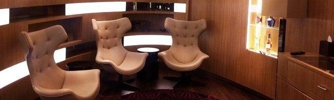 Etihad First Class Lounge Spa 8