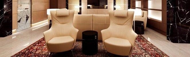 Etihad First Class Lounge Spa 9