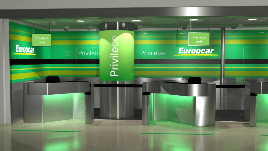Mietwagen ohne Kreditkarte Europcar