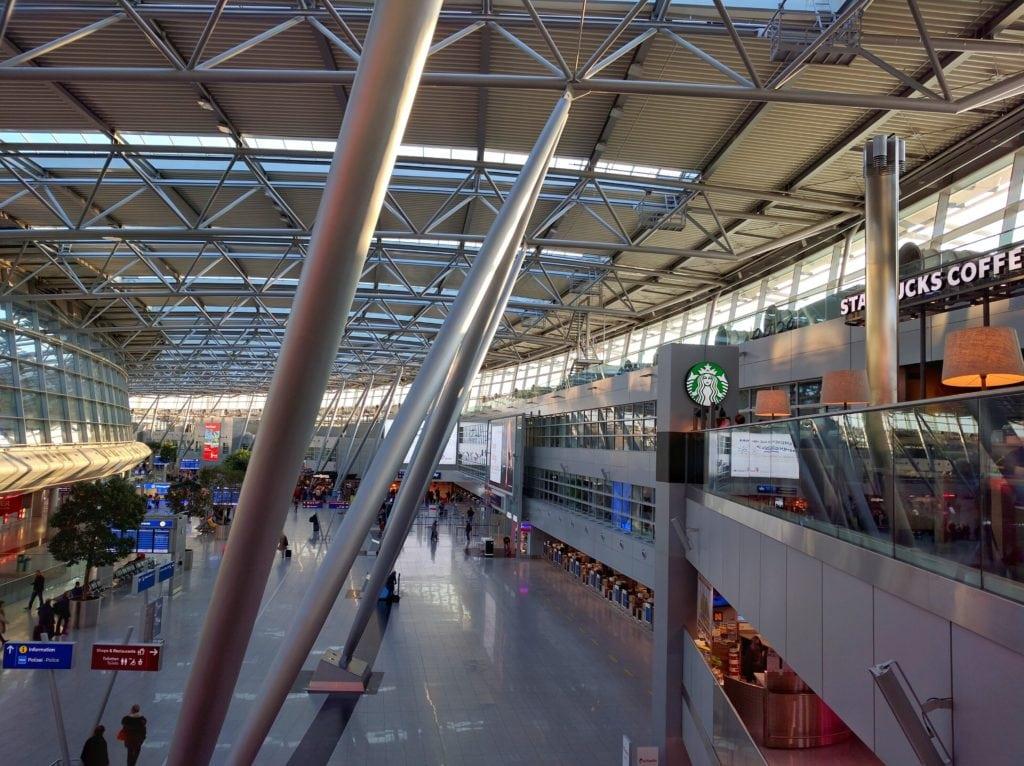 Flughafen Düsseldorf DUS