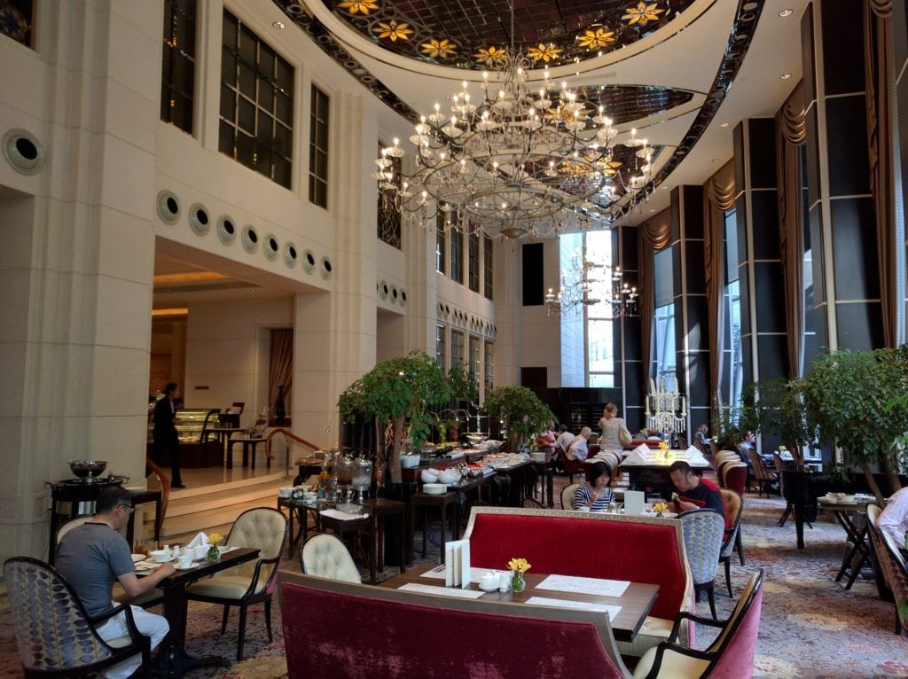 Marriott Rewards SPG