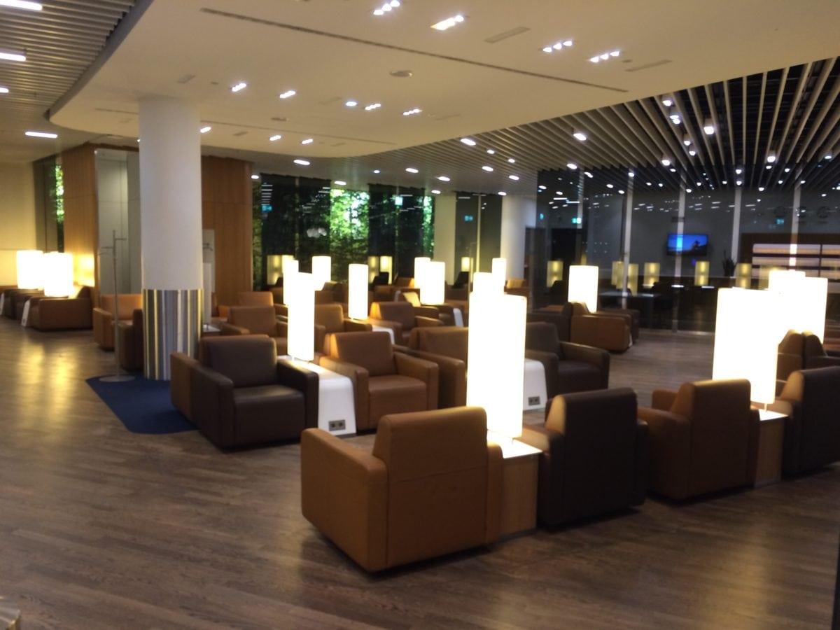 Aegean Miles + Bonus Gold Status Inhaber erhalten Zugang zu allen Star Alliance Gold Lounges