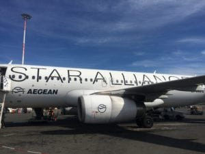 Aegean is Star Alliance Mitglied