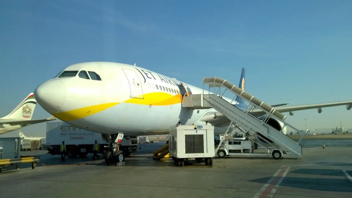 Jet Airways Airbus A330-200
