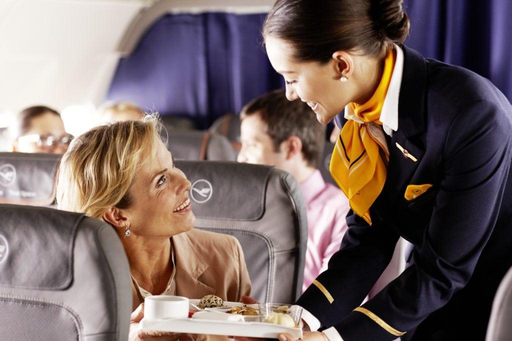 Meilen könnt Ihr bei Lufthansa nicht nur im Flugzeug sammeln
