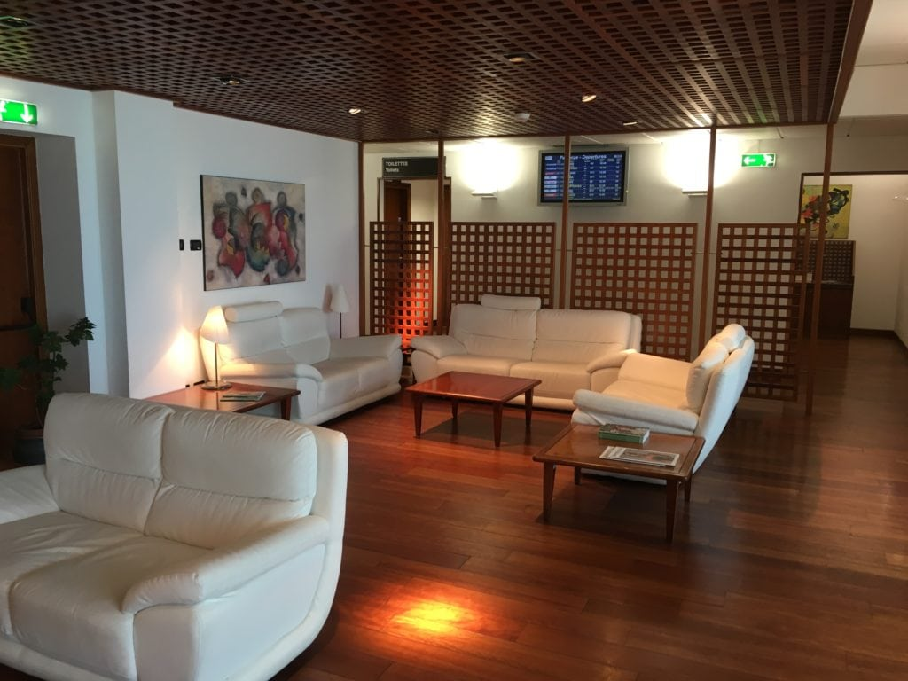 Sala VIP Lounge Palermo Airport 1
