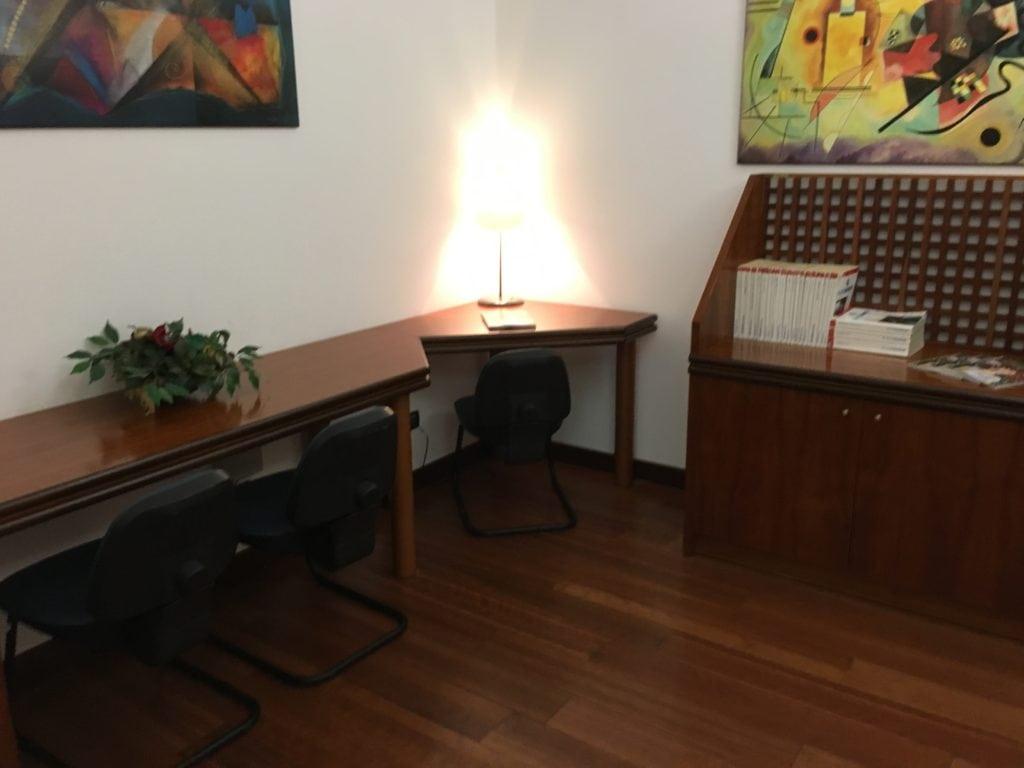 Sala VIP Lounge Palermo Airport 10