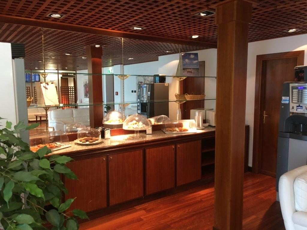 Sala VIP Lounge Palermo Airport 4