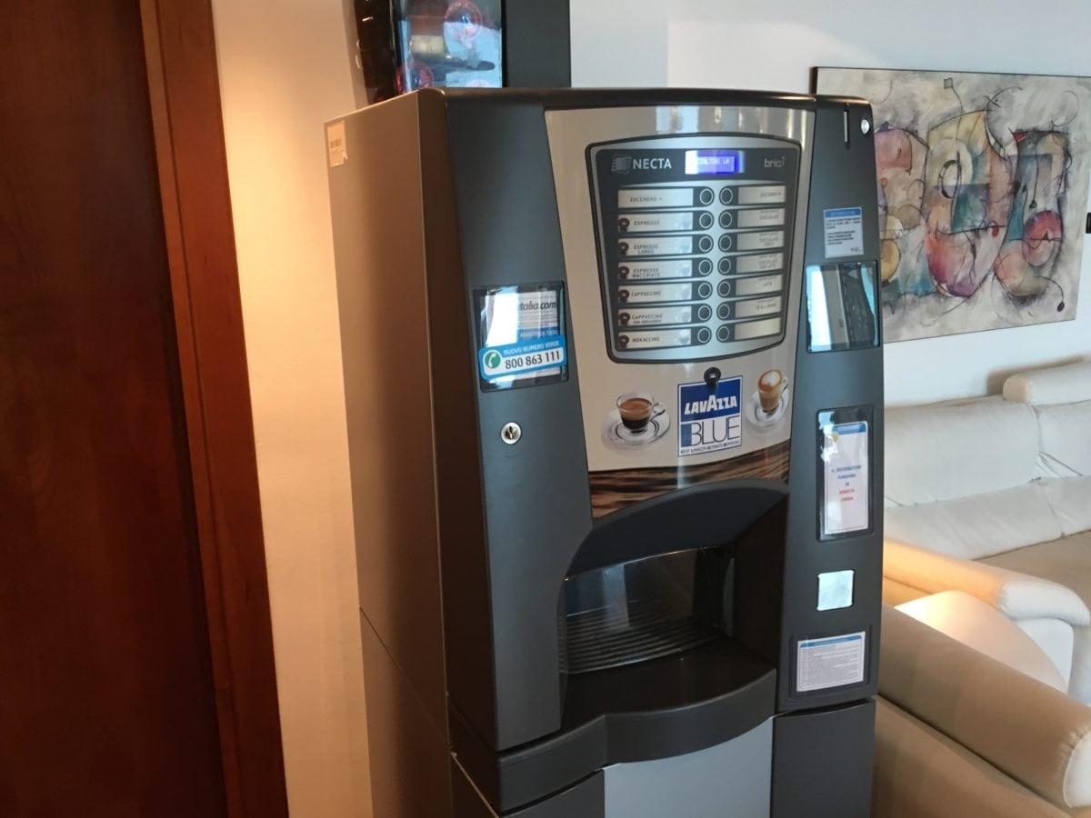 Sala VIP Lounge Palermo Airport 9