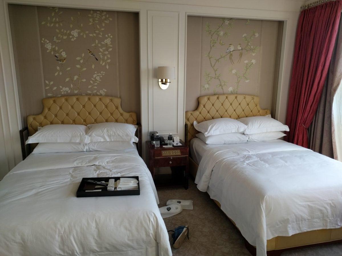 St. Regis Singapore Zimmer