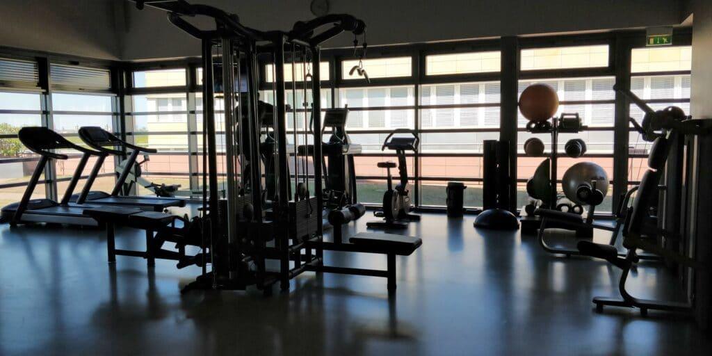 Grand Hyatt Berlin Fitness