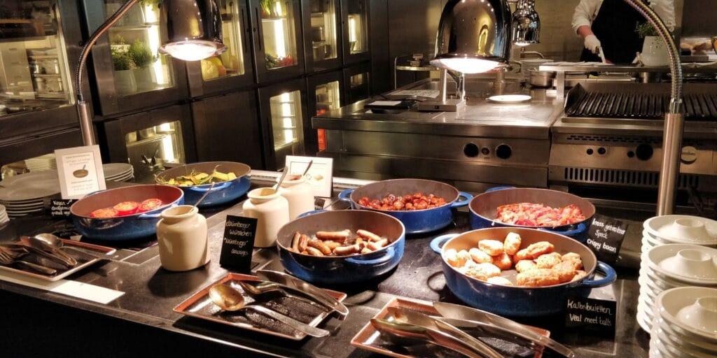Grand Hyatt Berlin Frühstück 2