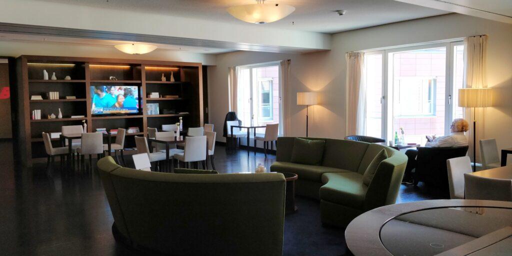 Grand Hyatt Berlin Lounge