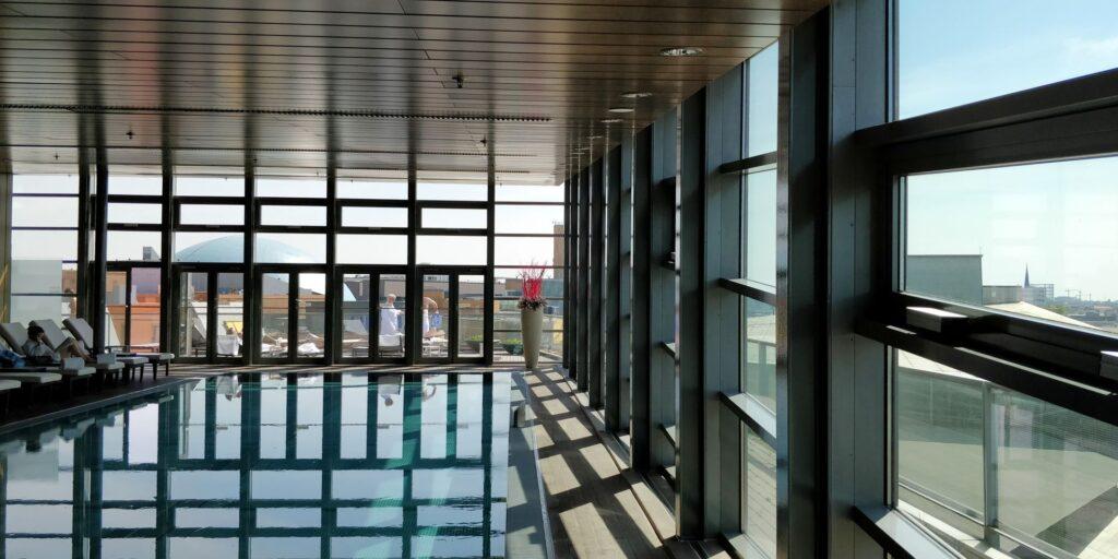 Grand Hyatt Berlin Pool 3