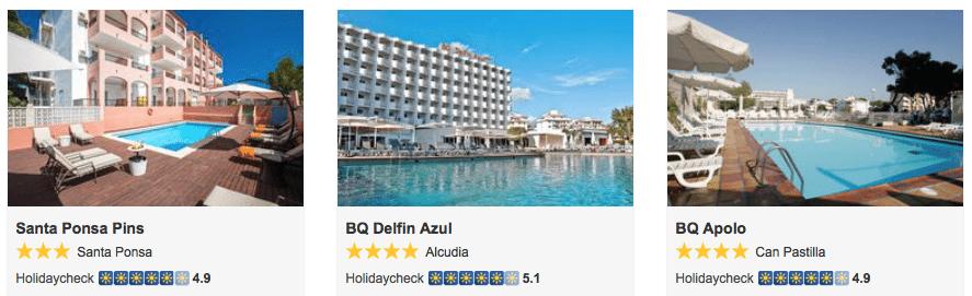 airberlin Holidays Mallorca