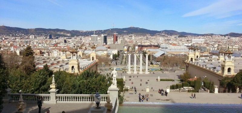Barclaycard Gold Visa Spanien