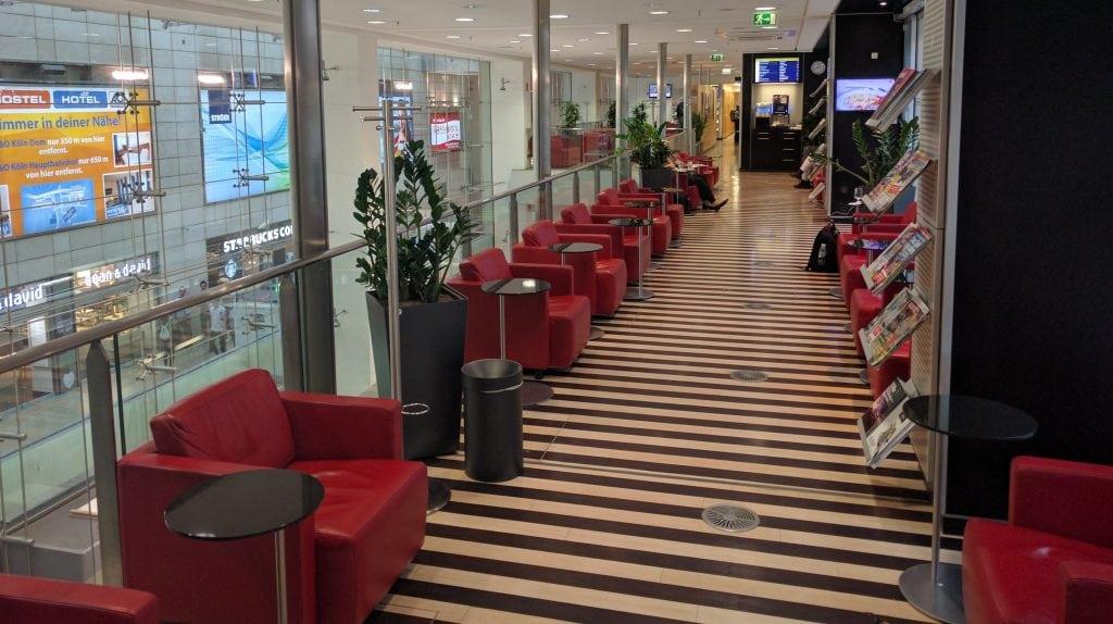 DB Lounge QKL