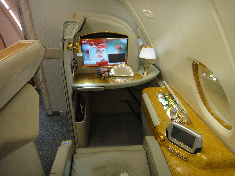 Emirates wurde als beste Airline der Welt ausgezeichnet