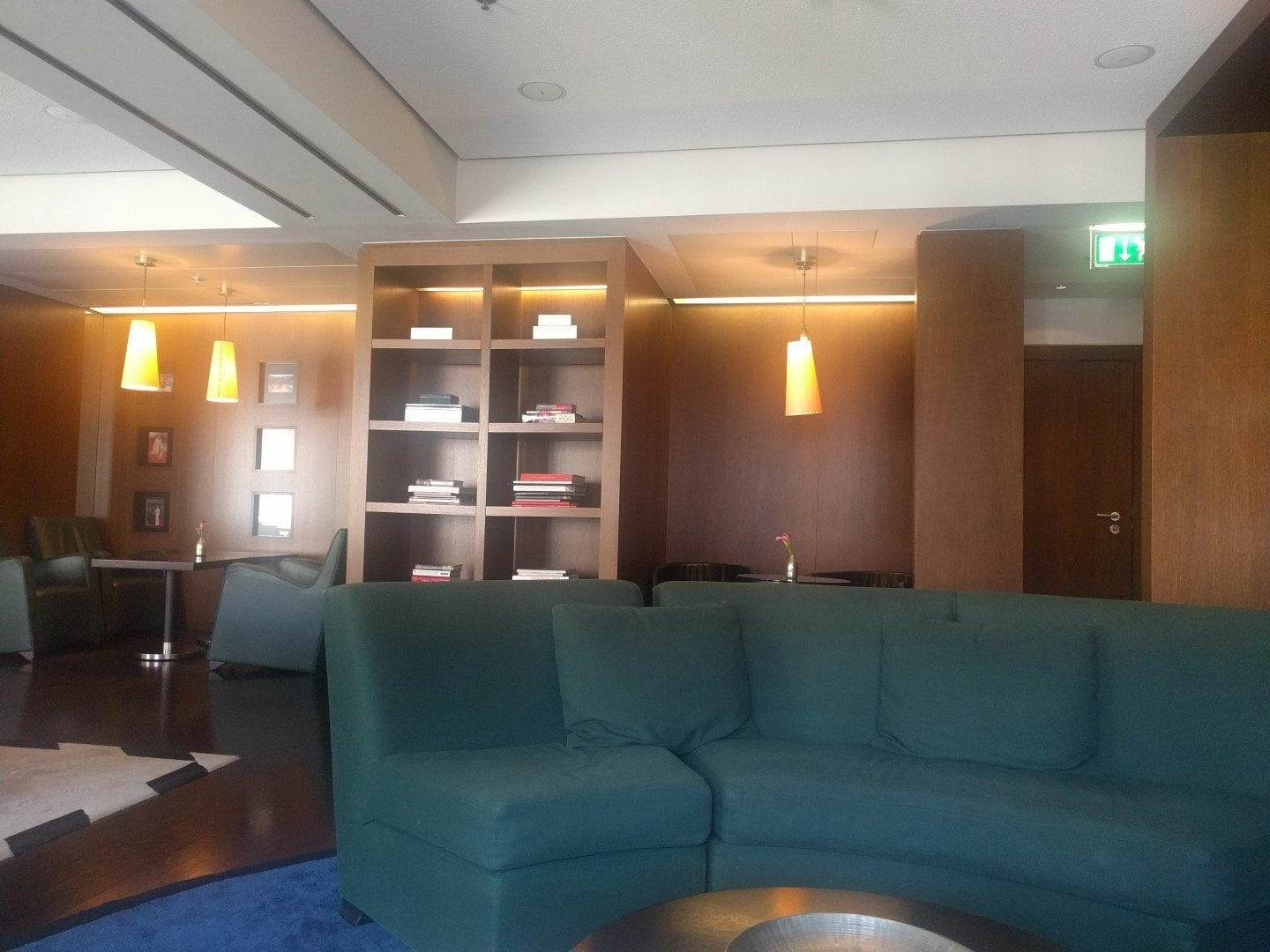 Grand Hyatt Berlin Grand Club