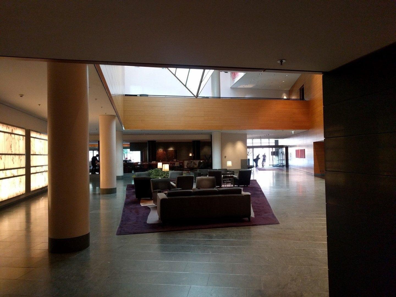 Grand Hyatt Berlin Lobby