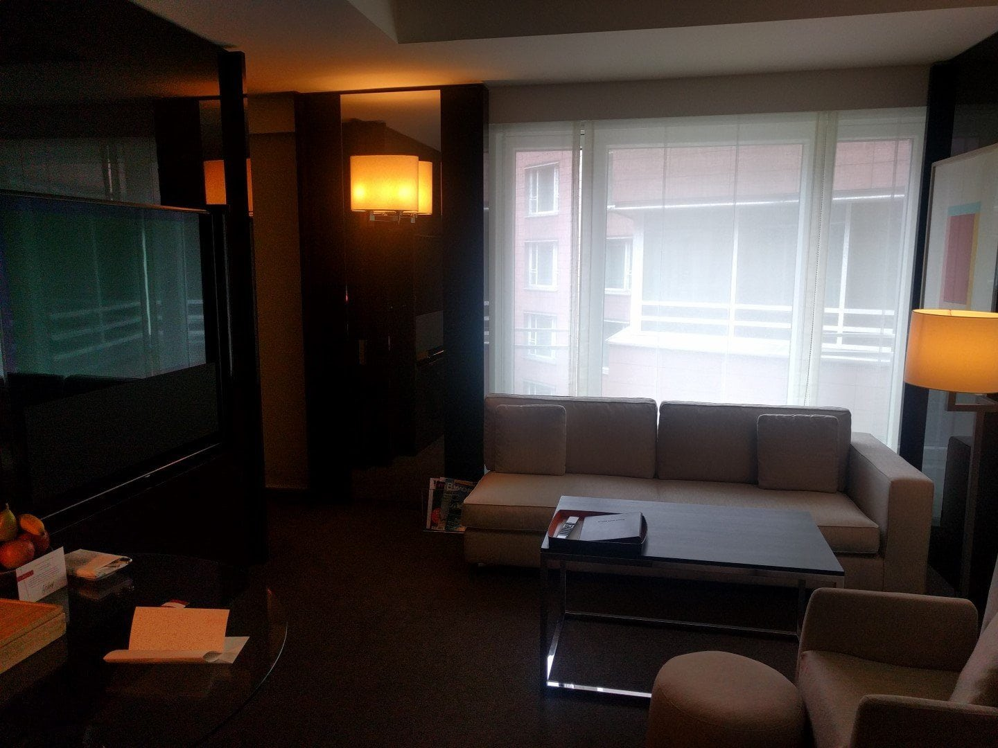 Grand Hyatt Berlin Suite