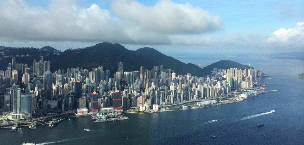 Hongkong Stadt – 2