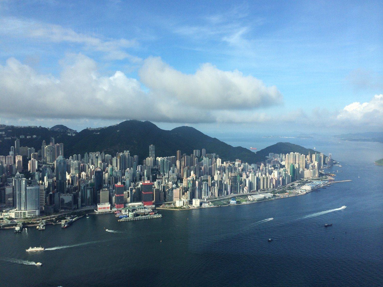 Hongkong Stadt  - 2