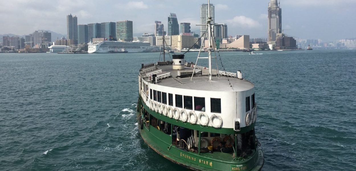 Hongkong Stadt – 5