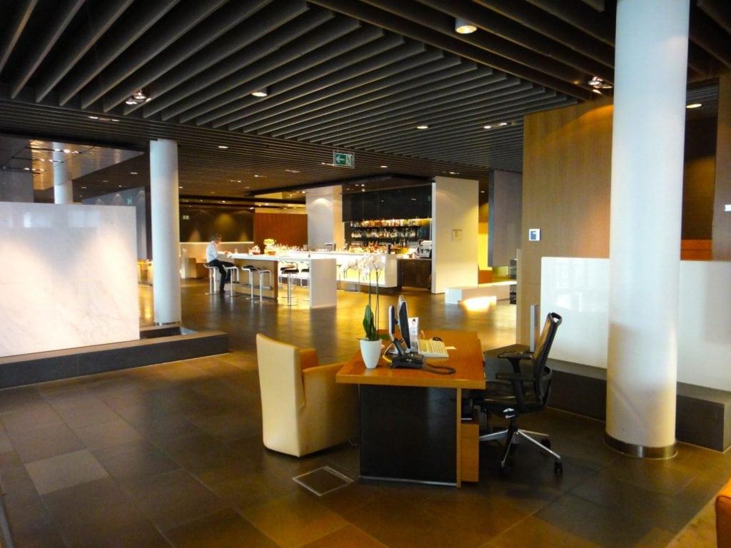 Lufthansa First Class Terminal – 1