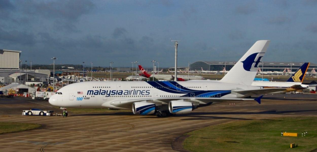 Malaysian A380