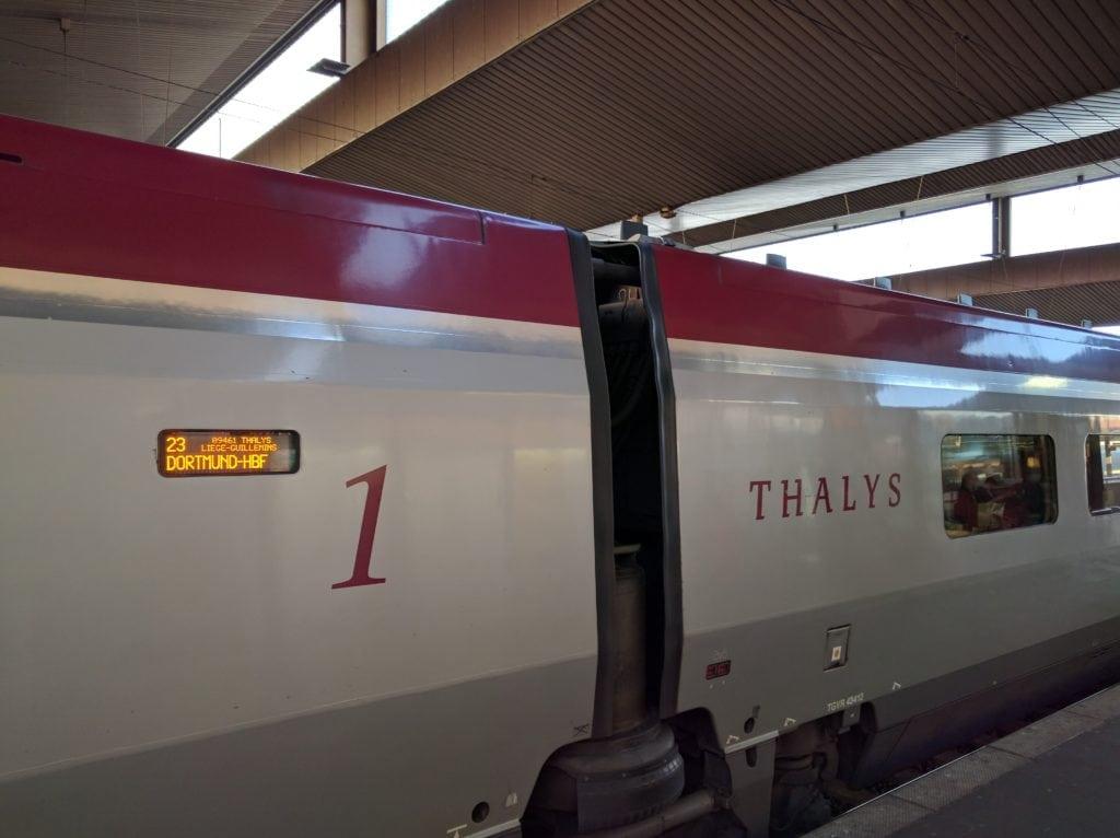 Thalys außen