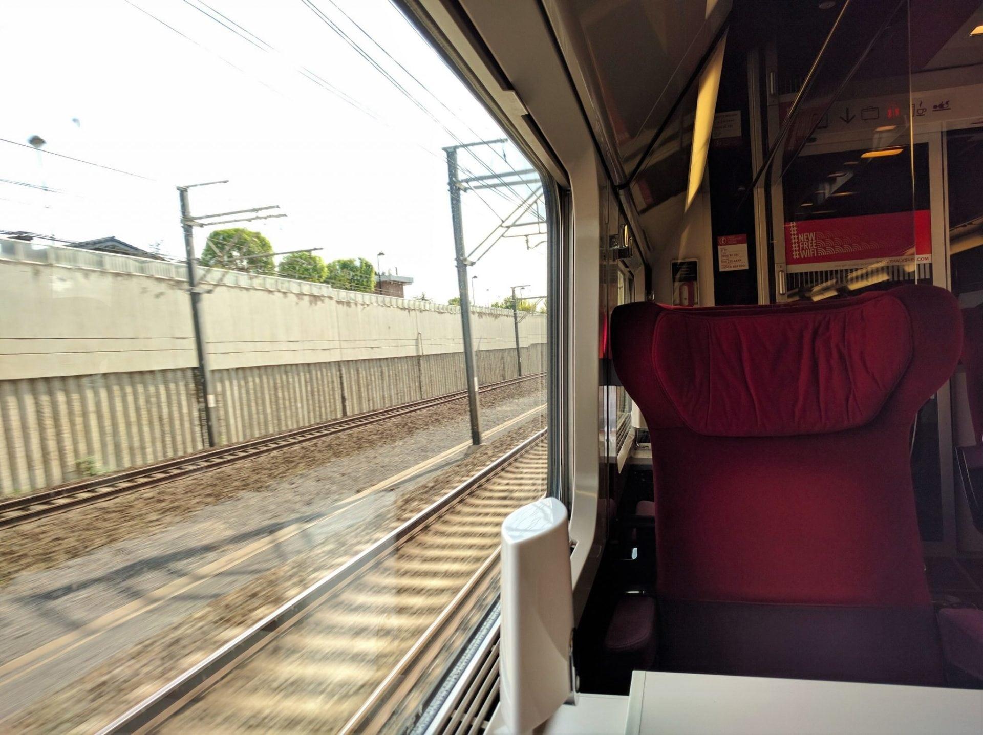 Thalys Comfort 1 Sitz