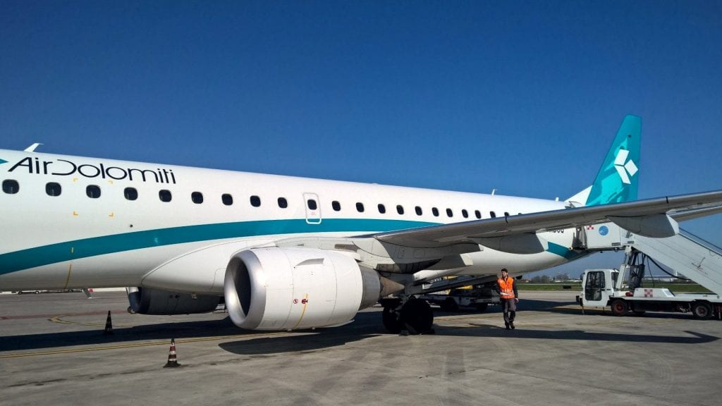 Lufthansa Frequent Traveller Status Air Dolomiti