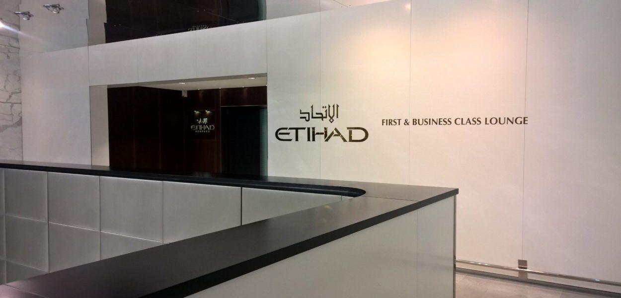 Etihad Lounge Paris