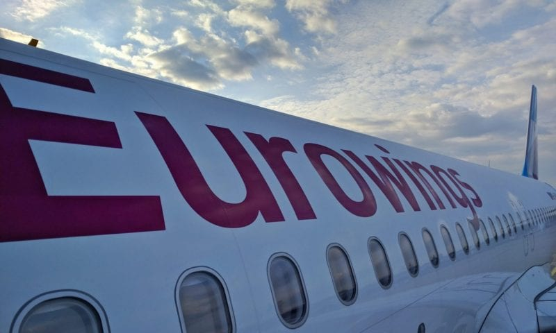 Eurowings Europe is a low-cost airline registered in Austria that is a subsidiary of Lufthansa Group. It began operations in June As of September , the airline operates from two bases in Austria using eight Airbus A family aircraft.