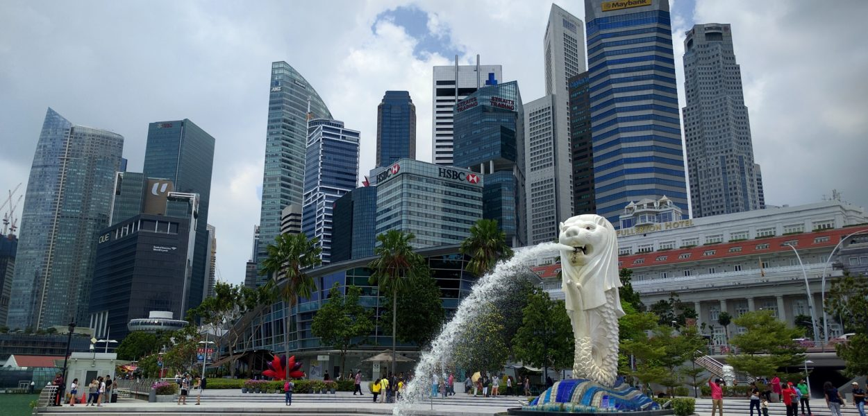 Singapur Marina / CBD