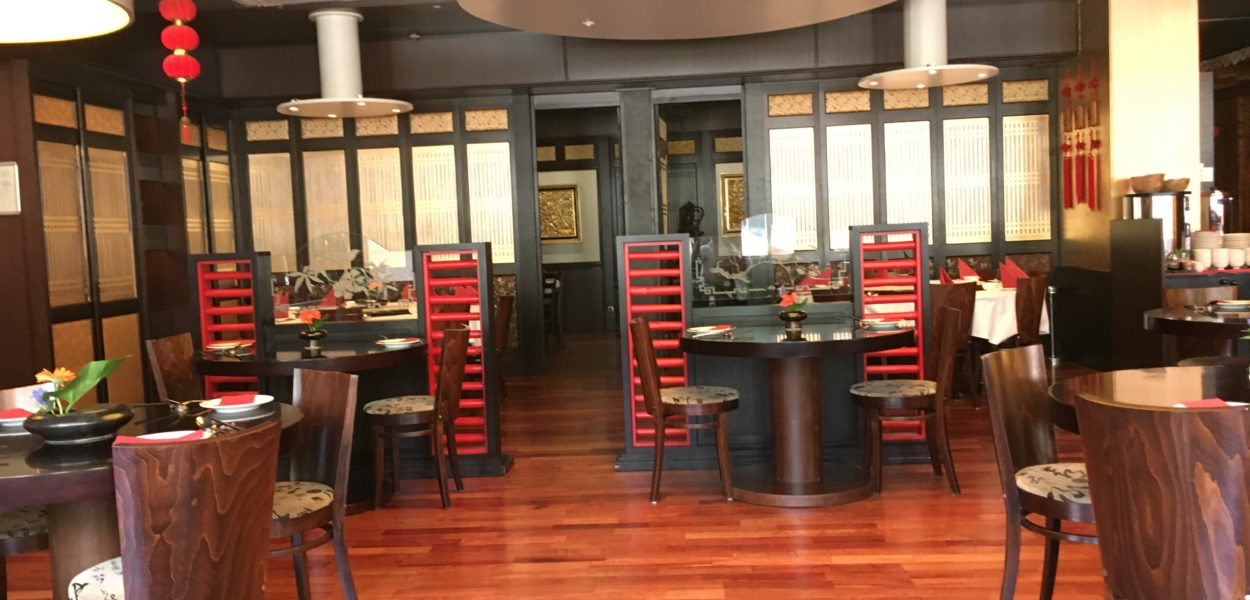 San San Restaurant – Gastraum 1 – Jan