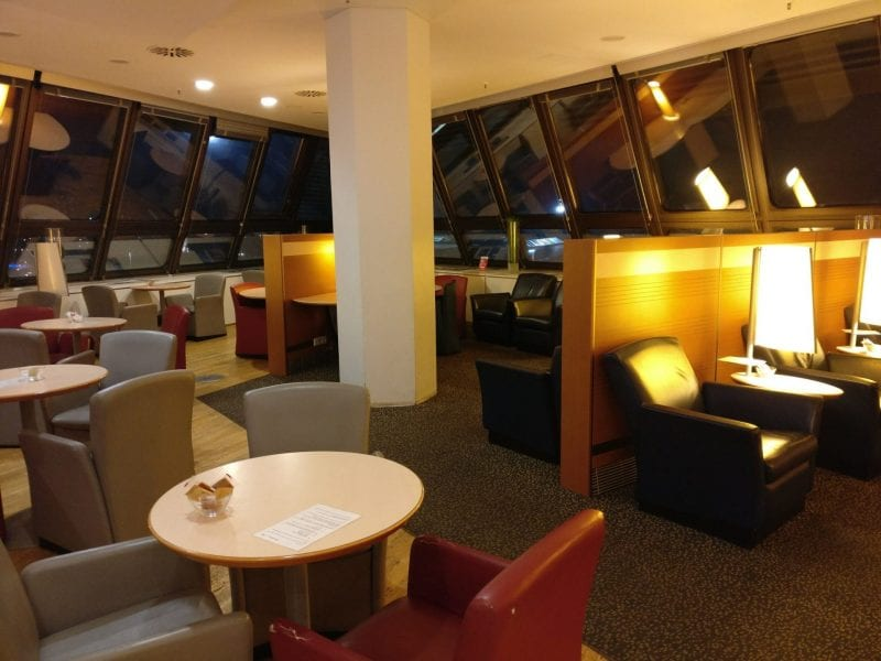 Air France Lounge Berlin-Tegel