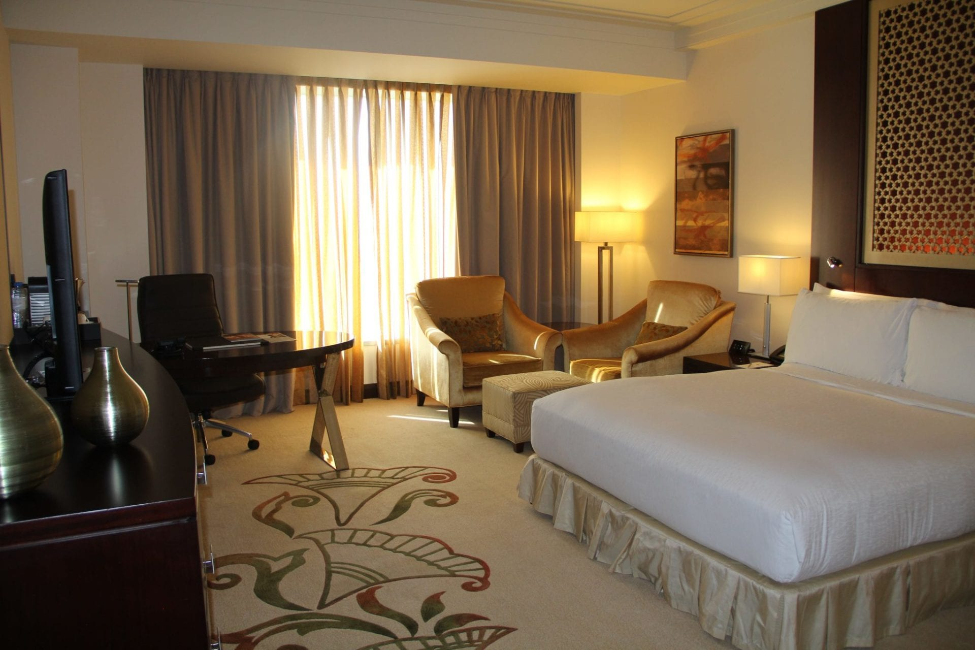 Conrad Dubai Executive Room