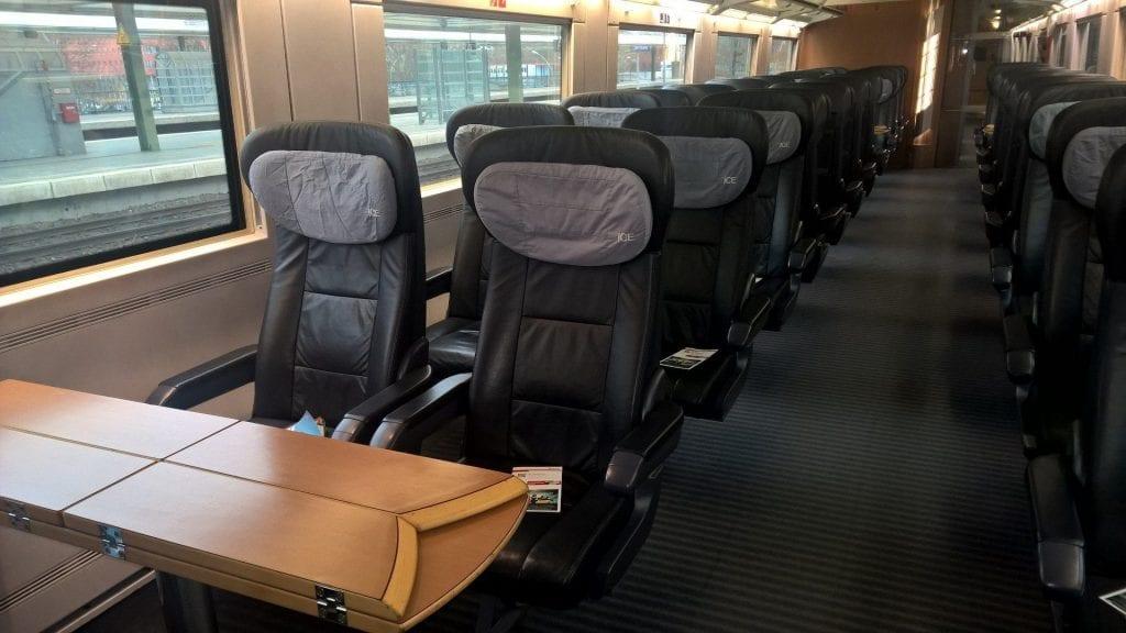 Deutsche Bahn 1. Klasse