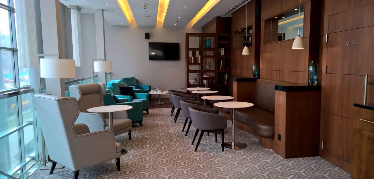 Executive Lounge Seating Area 2