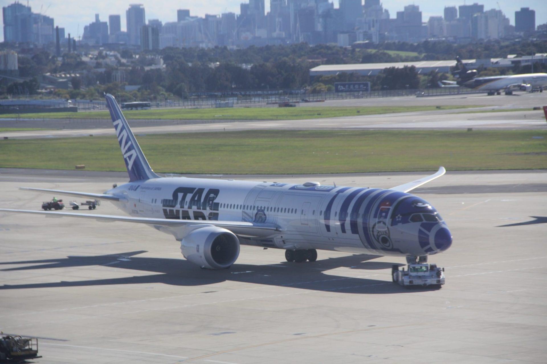 Auch mit ANA aus Japan hat Lufthansa eine ähnliche Zusammenarbeit