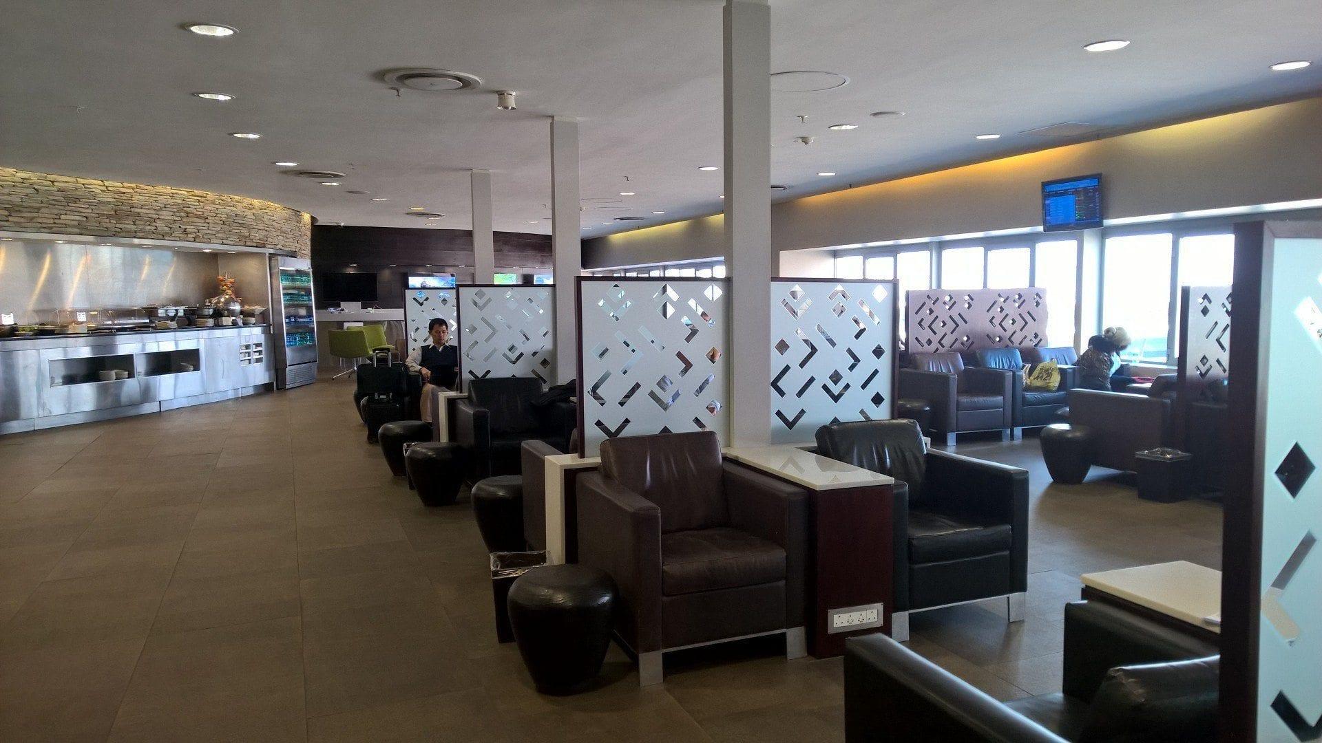 Baobab Business Lounge Johannesburg